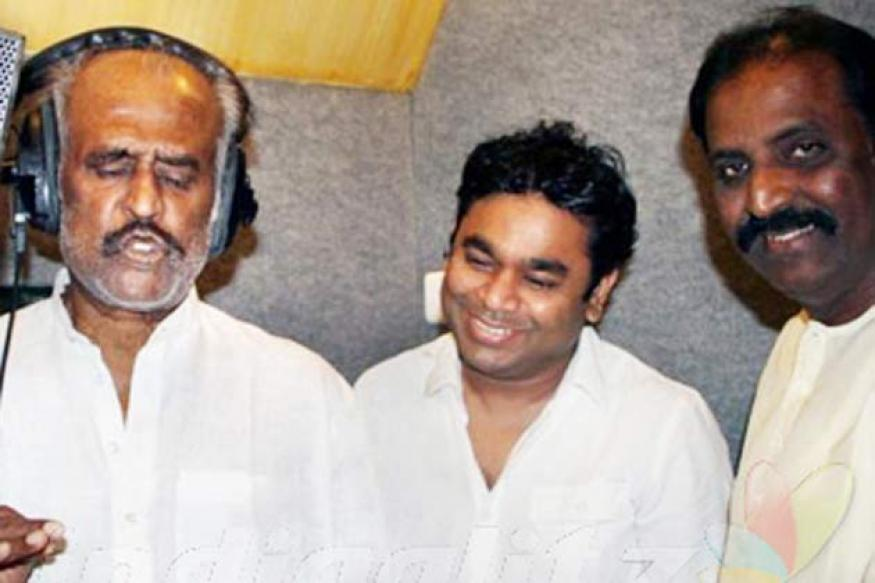 Superstar Rajinikanth croons in Hindi for 'Kochadaiyaan'