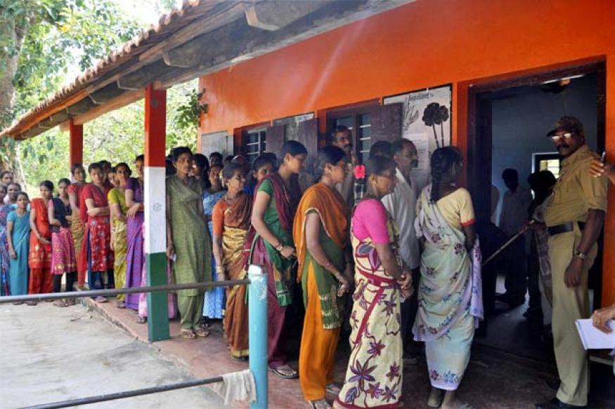 Karnataka votes, records 69 per cent turnout