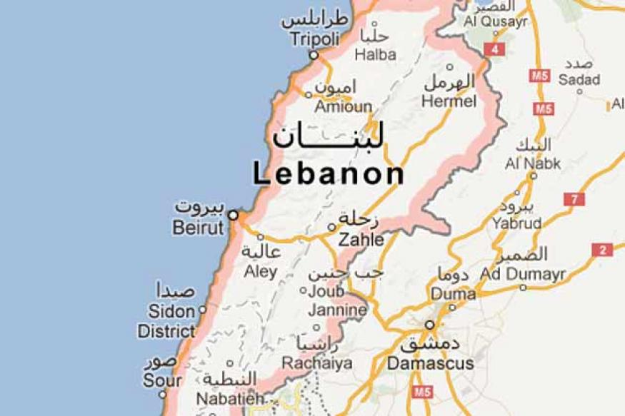 Rocket fired from Lebanon towards Israel