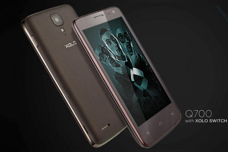 Lava launches Xolo Q700 at Rs 9,999; Quad-core, 4.5-inch, 2400 mAh
