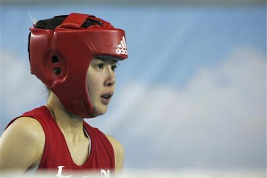 'Too pretty' label mars South Korean boxing starlet's win