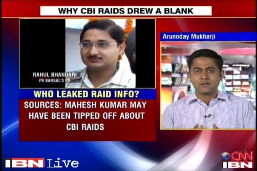 Railway bribery: Mahesh Kumar may have known about raids