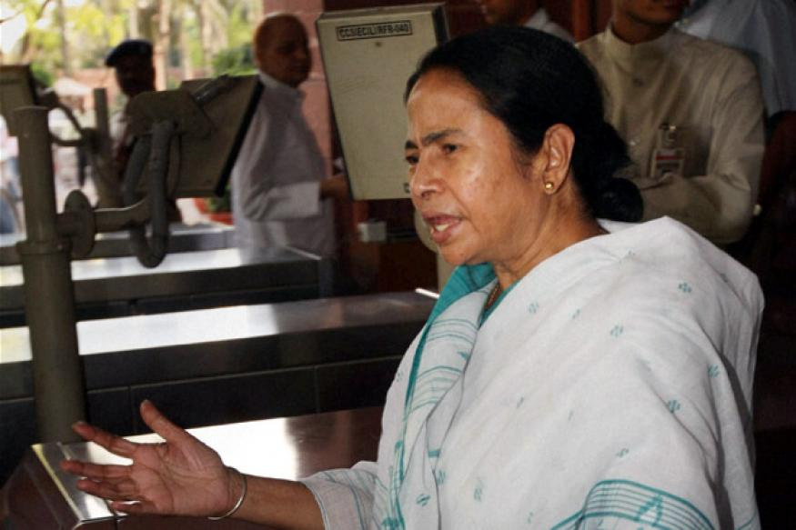 CPI-M, Congress have joined hands, says Mamata Banerjee