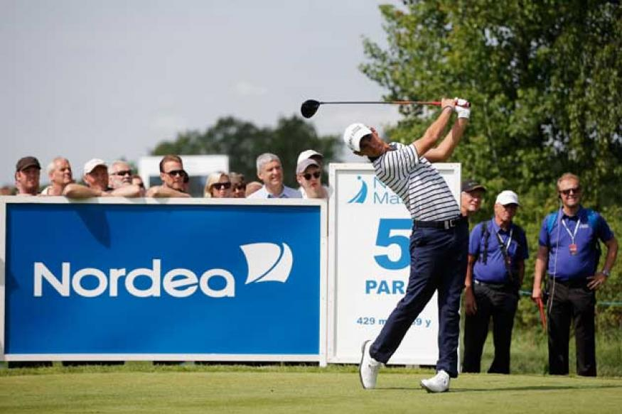 Manassero birdies first 6 holes in Stockholm