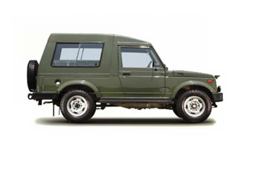 Mahindra Scorpio, Tata Safari to replace Maruti Gypsy in Indian Army