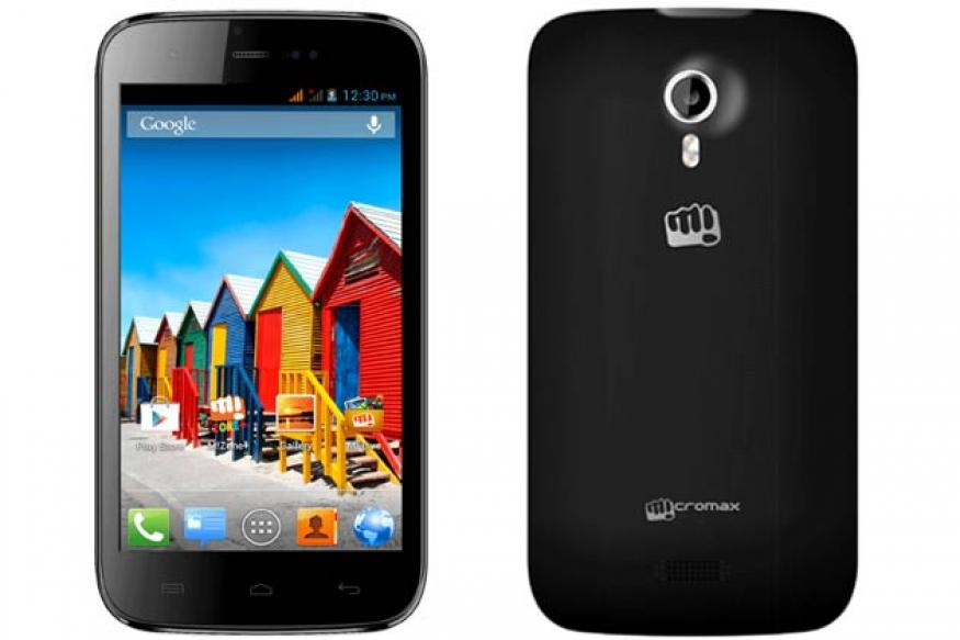 Micromax A115 Canvas 3D available online for Rs 9,999