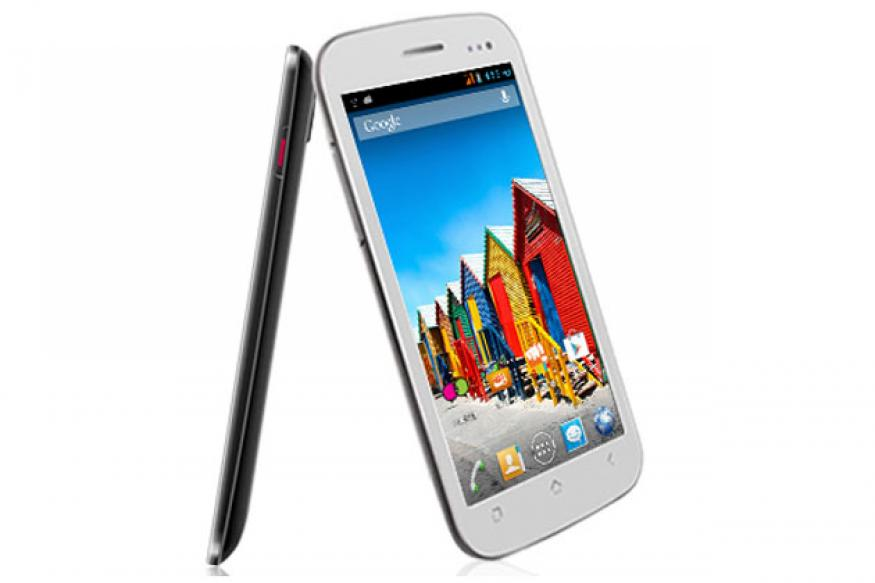 Micromax launches 5-inch quad-core A110Q Canvas 2 Plus at Rs 12,100