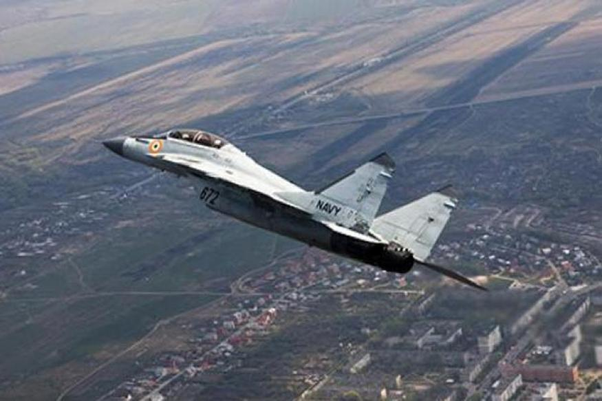 Antony to commission MIG-29 K fighters into Navy