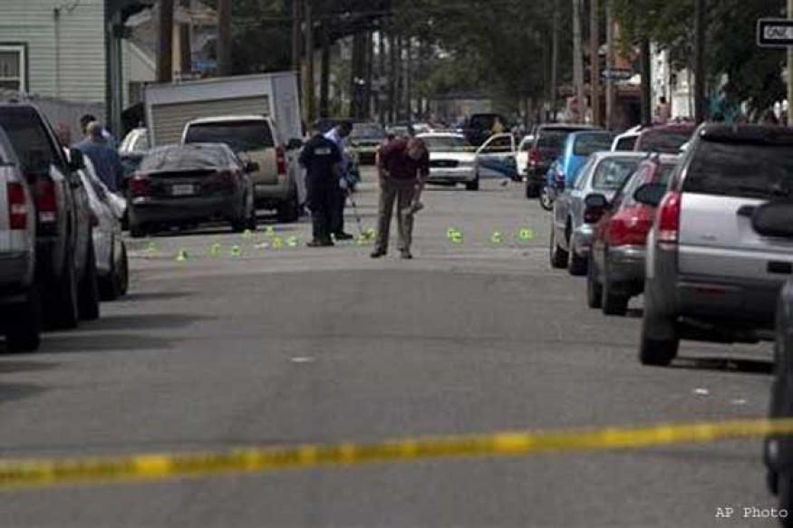 US: At least 19 injured in Mother's Day parade shooting