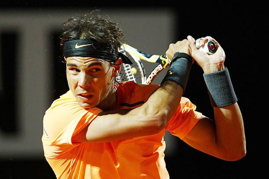 Nadal subdues Benoit Paire to advance at Madrid Open