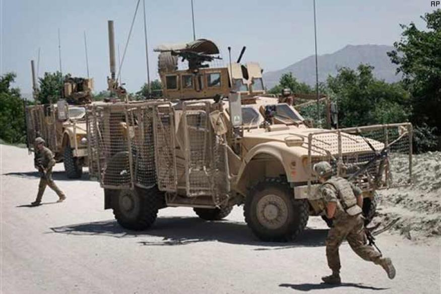 Afghanistan: Suicide bomber kills 2 NATO troops