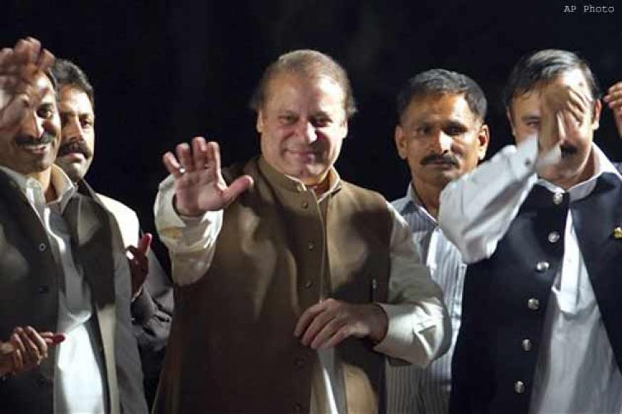 Pak polls: Sharif's PML-N emerges as single largest party