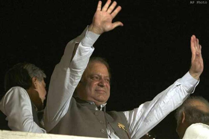 Pakistan polls: Nawaz Sharif set for third term as PM