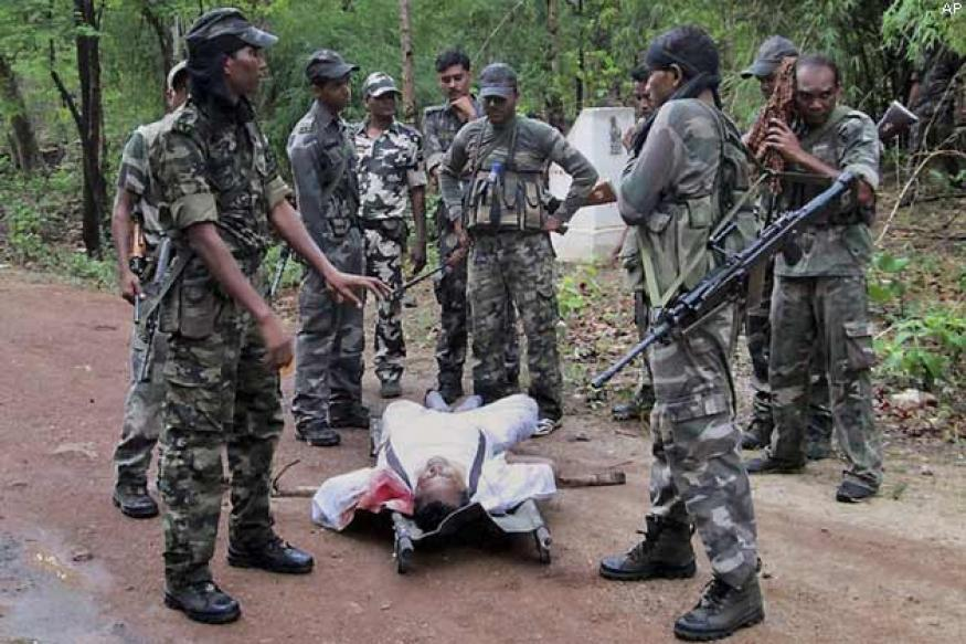 In Naxal-affected Bastar, security forces battle the jungle too