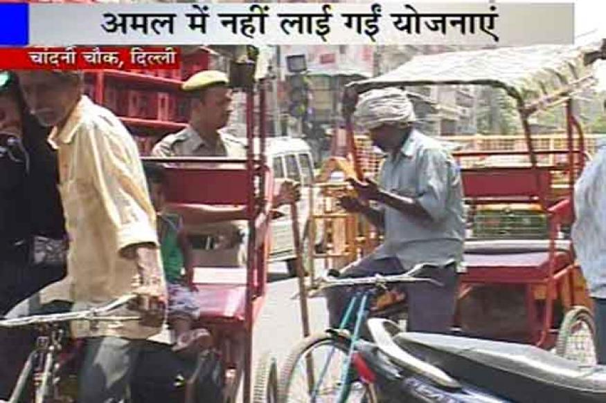 Delhi polls: Chandni Chowk lacks basic amenities