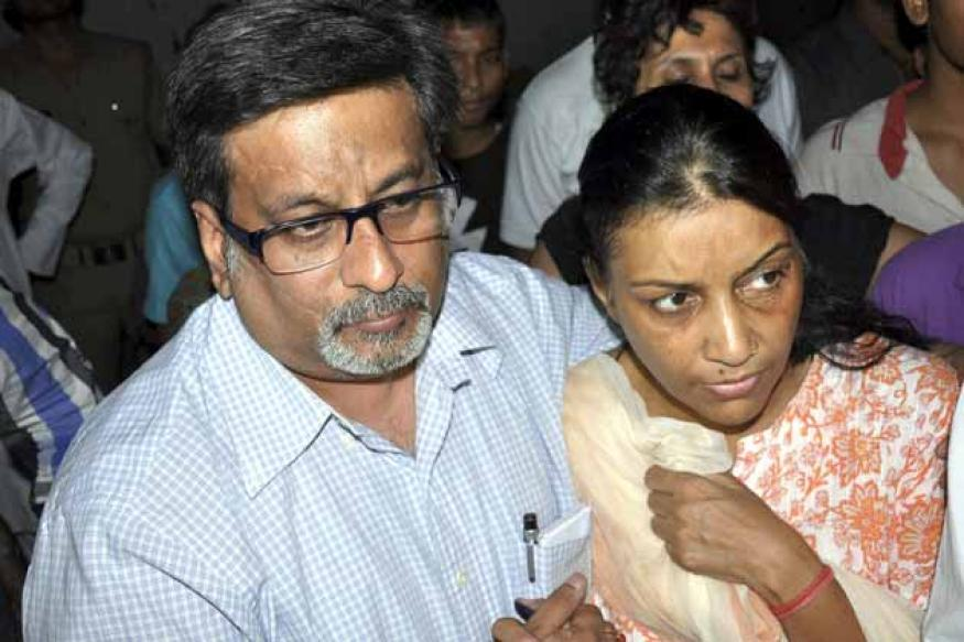 Was asleep when Aarushi, Hemraj were killed: Rajesh Talwar