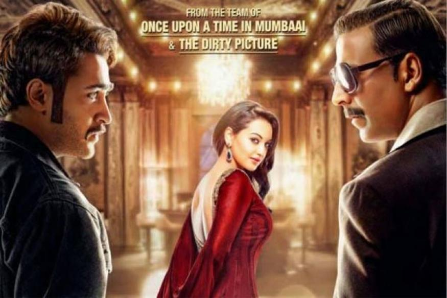 'Once Upon A Time In Mumbaai Again' first look: It's a battle for love