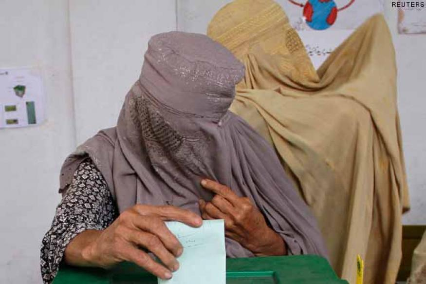 Poll results delayed due to transparent process: ECP