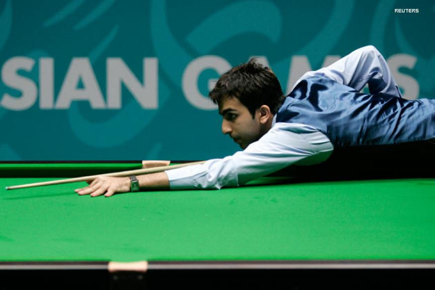 Advani, Mehta star Indian attraction at Snooker Masters