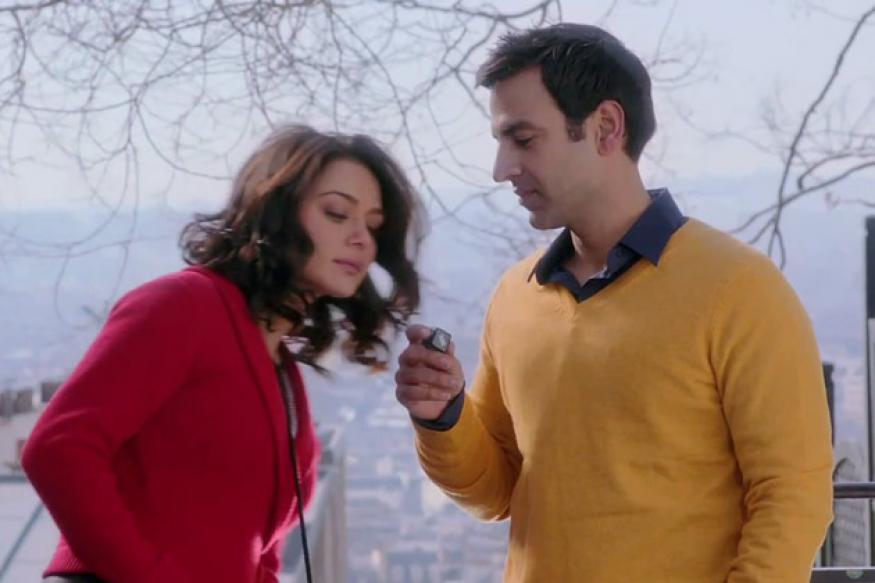 'Ishkq In Paris' is Preity Zinta's film: Rhehan Malliek