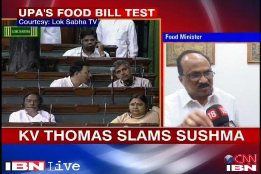 Parliament stalled, will UPA be able to get Food Bill passed?