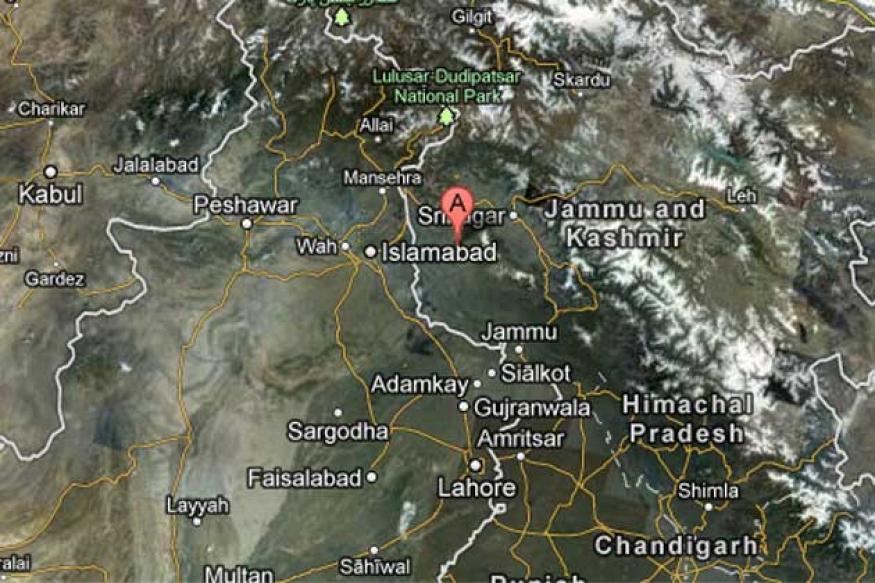 'War-like store' of arms seized near LoC in Kashmir