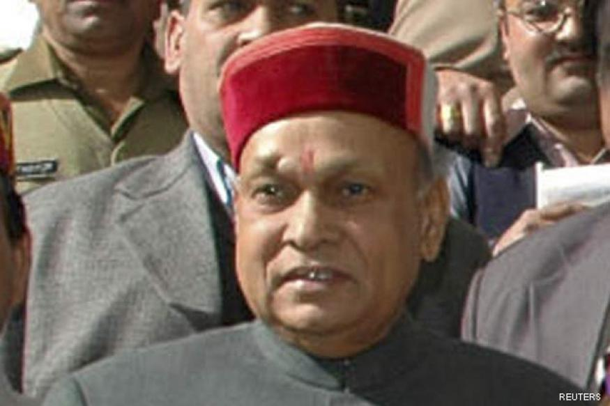 HP: Dhumal criticises cut in special plan assistance