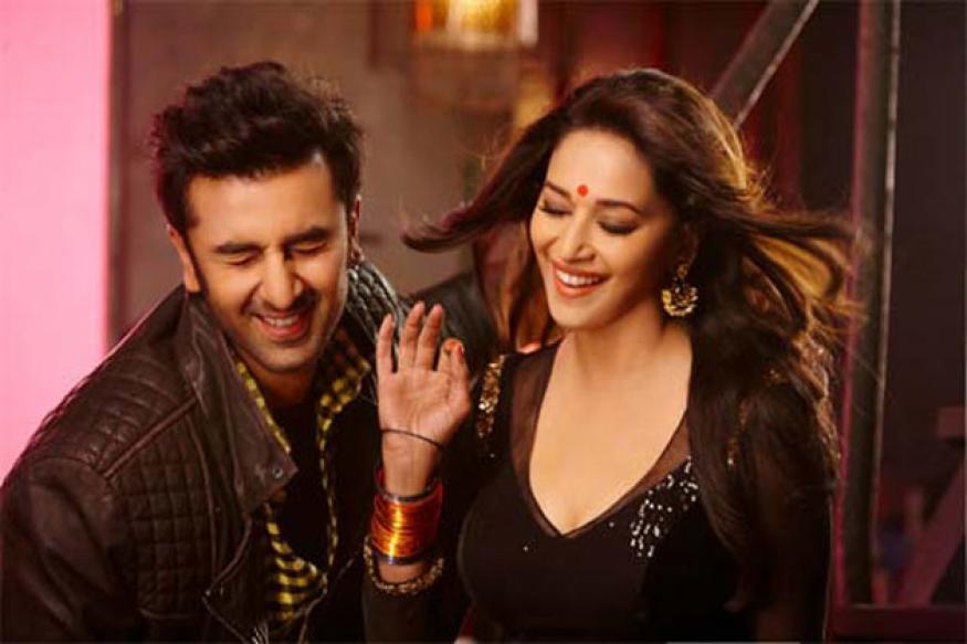 Yeh Jawaani Hai Deewani: Watch Ranbir, Madhuri in 'Ghagra'