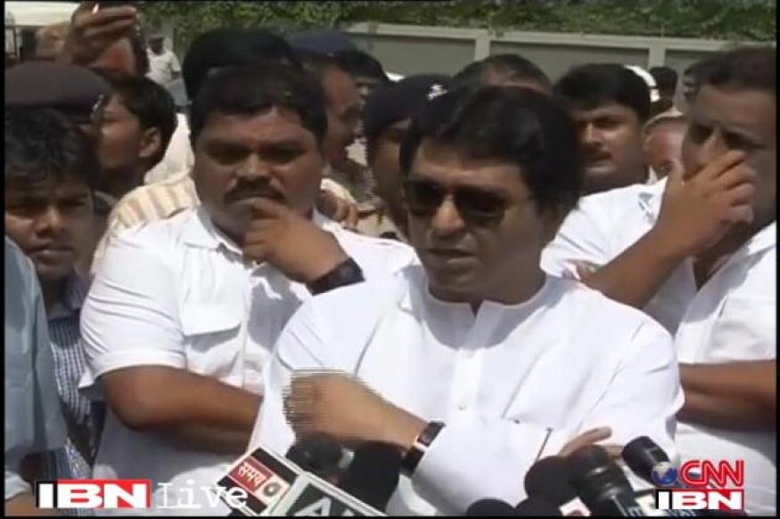 Chavan is incompetent Chief Minister: Raj Thackeray