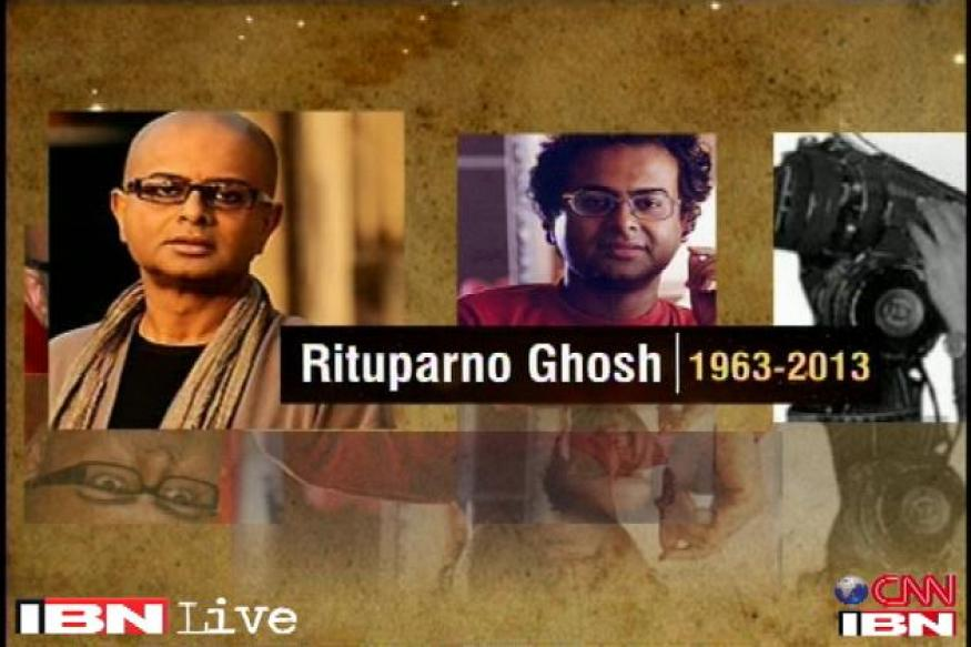 Rituparno Ghosh's films spoke a universal language: Rajeev Masand