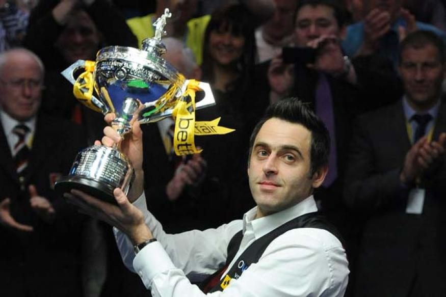 Ronnie O'Sullivan wins fifth world snooker title