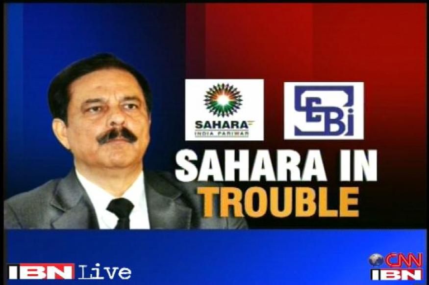 Supreme Court stays proceedings on Sahara group's petition