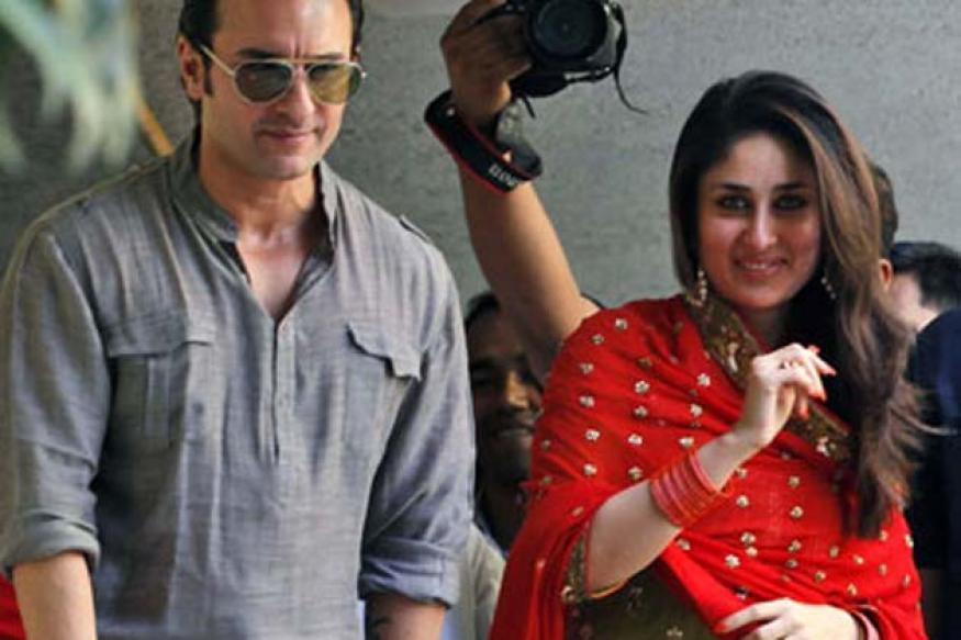Kareena: I seek approval from Saif on how I look