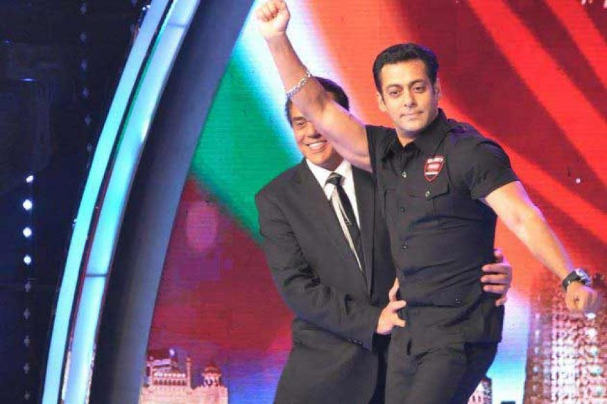 Dharmendra sees his reflection in Salman Khan