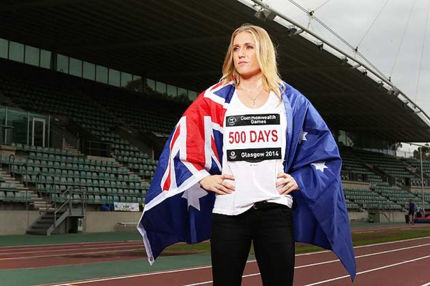 Sally Pearson suffers another injury setback