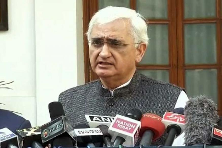 No deal with China to end Ladakh stand off, says Khurshid