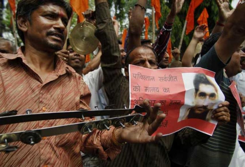 It's the killing of our citizen: India on Sarabjit