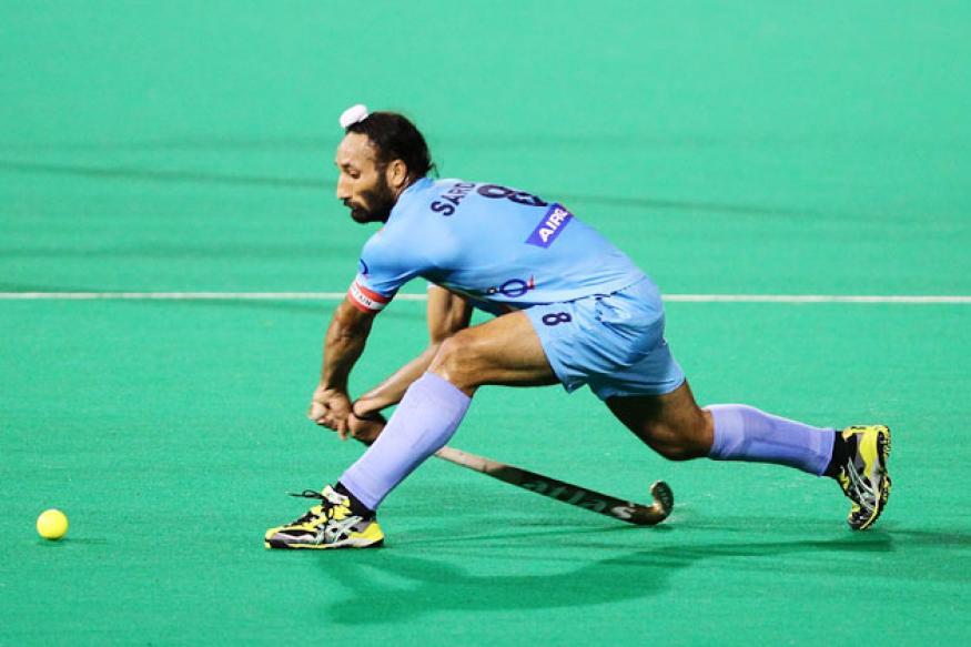 Holland tour helped us identify weaknesses: Sardar Singh