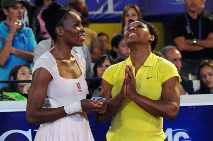 Williams sisters to team up at French Open