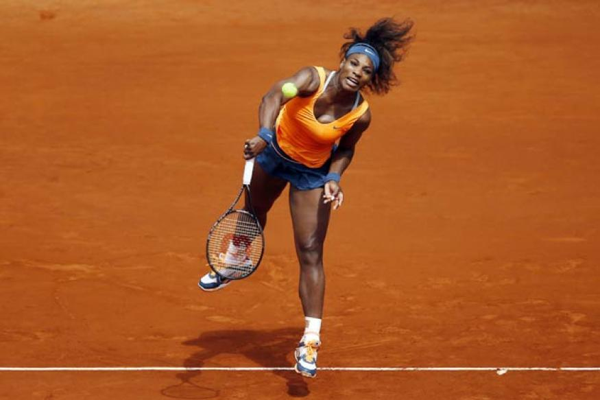 Serena Williams enters Madrid semi-finals