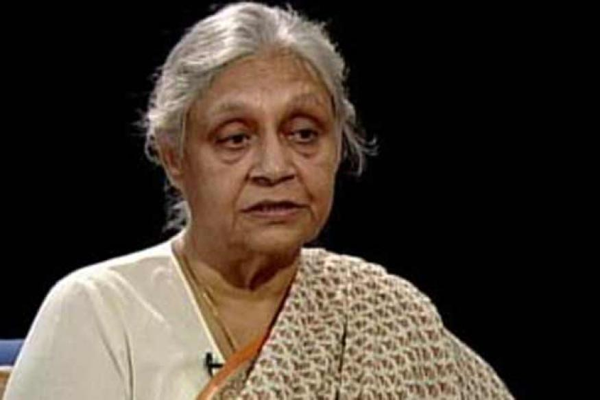 Delhi Assembly polls: Sheila Dikshit meets Sonia Gandhi