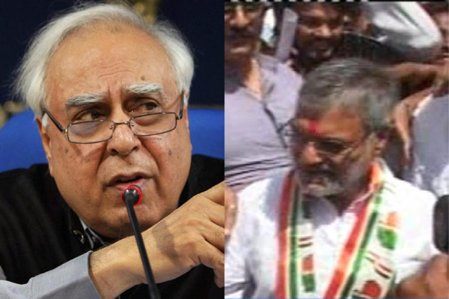 Sibal gets Law Ministry, CP Joshi gets Railways