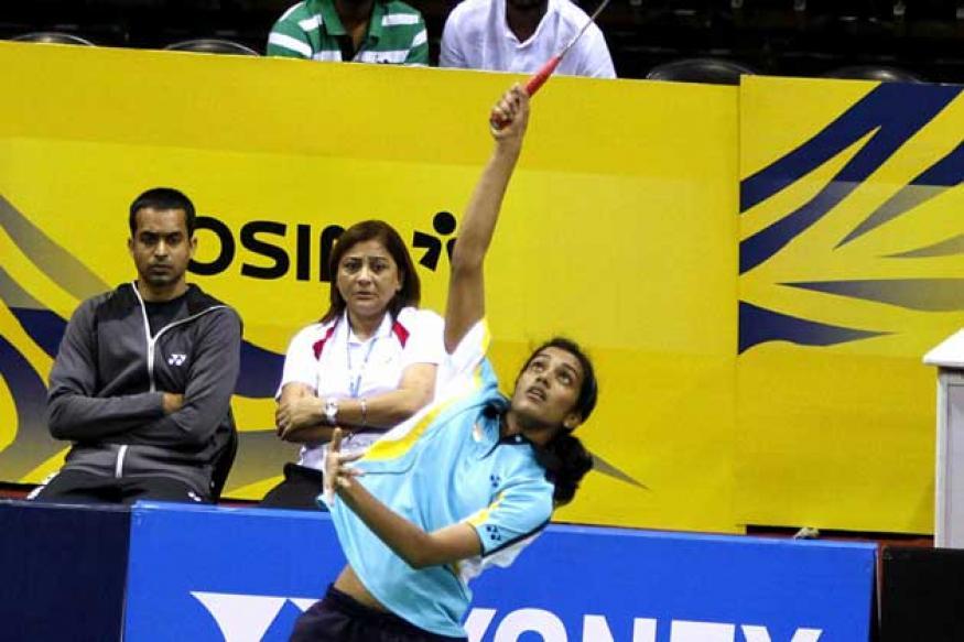 Sindhu, Gurusaidutt advance in Malaysia badminton