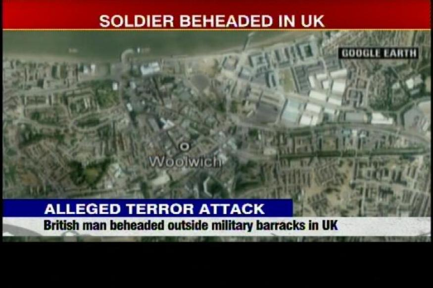 UK: 'Soldier' beheaded in \'Islamist terror attack\' outside military barracks