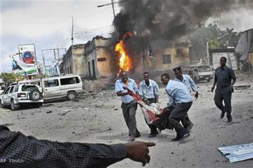 Somalia: Suicide bomber kills seven in Mogadishu