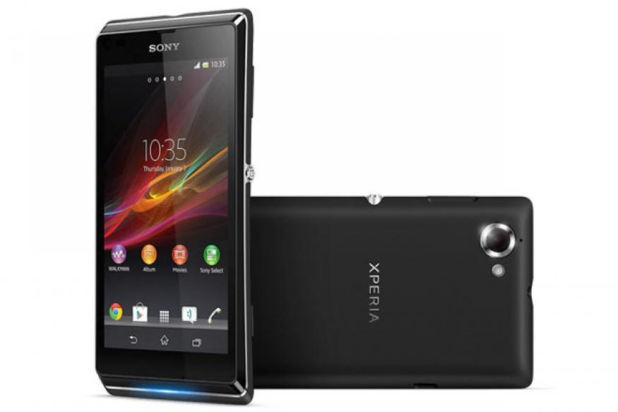 Sony Xperia L available online for Rs 18,990
