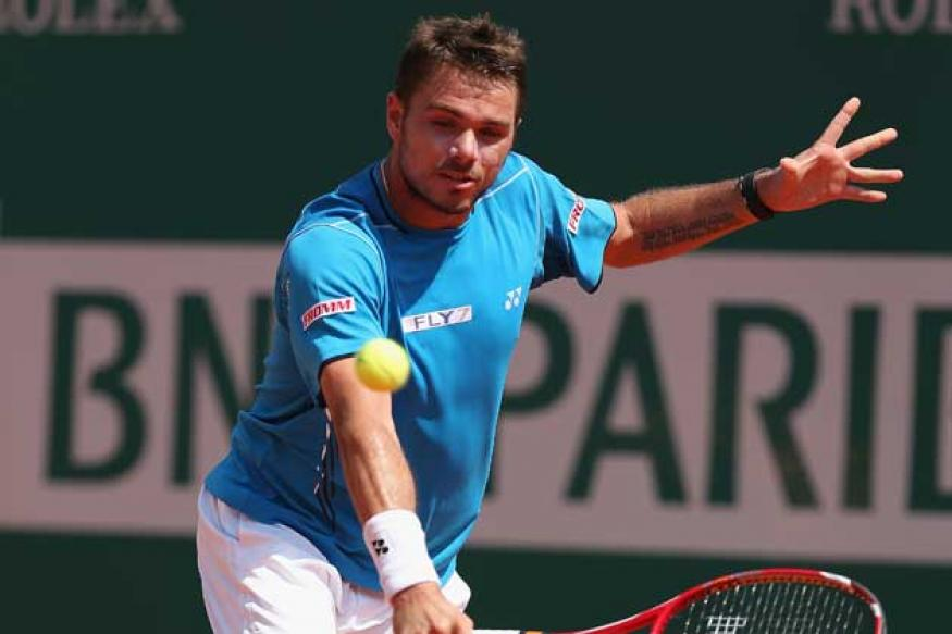 Stanislas Wawrinka reaches quarters of Portugal Open