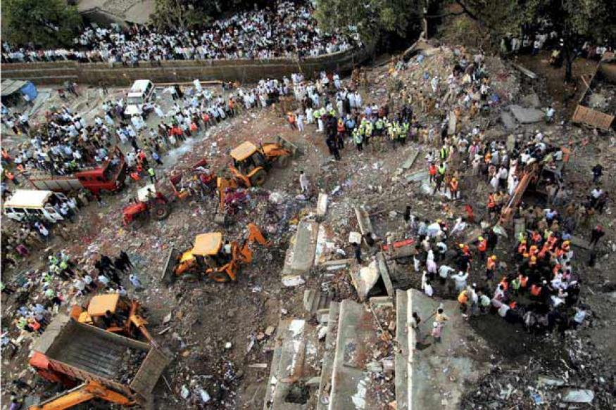 Thane building collapse: Prosecution opposes accused's bail plea