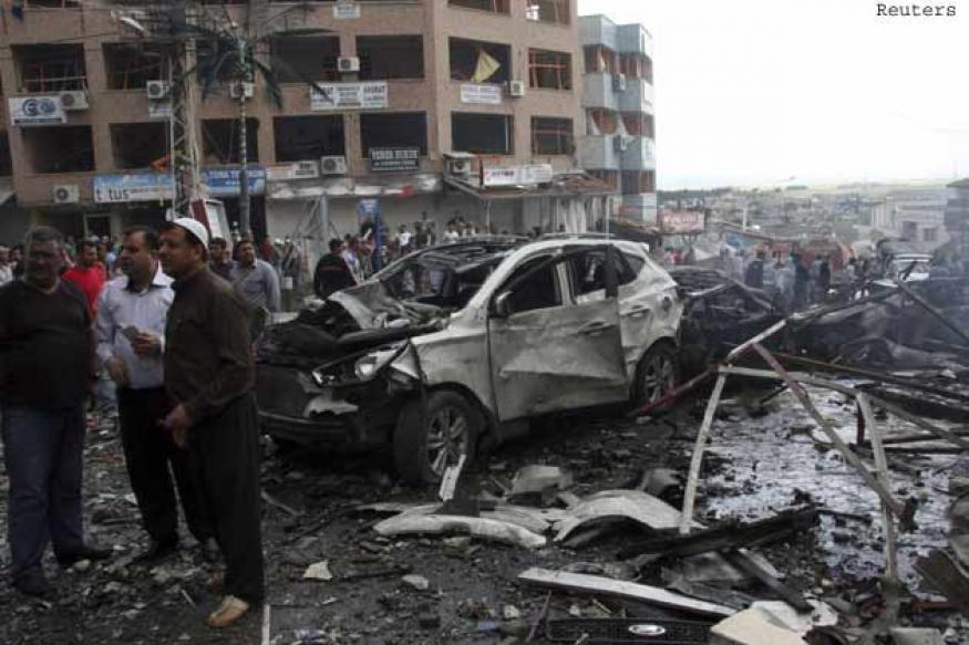Turkey: Car bombs kill 43 in Reyhanli near Syrian border