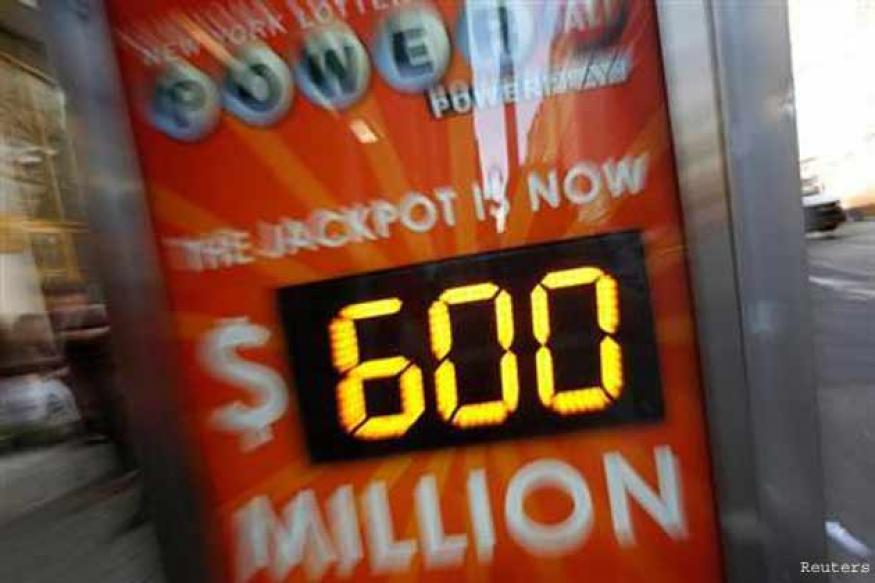 US Powerball jackpot could go higher than $600 million